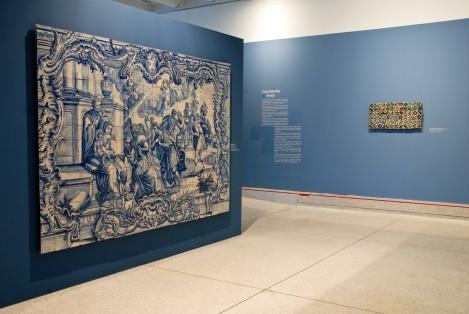 Figuras e Padrões. A encomenda do azulejo em Portugal, do século XVI à atualidade – Museu Óscar Niemeyer, Curitiba, Brasil | 2009-2010