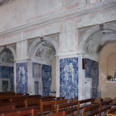 Lisboa, Hospital dos Capuchos, Igreja do antigo Convento de Santo António dos Capuchos