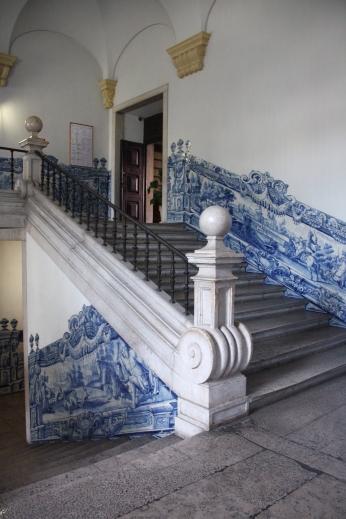 Lisboa, Hospital de São José, Escadaria Nobre