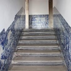 Lisboa, Hospital de São José, Escadaria Secundária