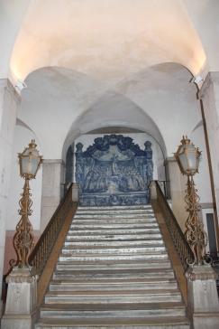 Lisboa, Hospital de São José, Escadaria das consultas
