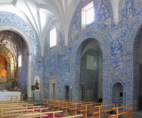 Arraiolos, Convento dos Lóios, Gabriel del Barco, 1669/1700 [© Francisco Queiroz/IPC]