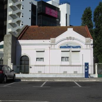 "Painel da ""Casa pequena"", Campolide [© Teresa Madeira da Silva]"