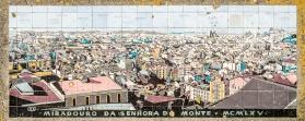 Fred Kradolfer | Leitor Panorâmico | Lisboa | Miradouro da Senhora do Monte | 1965 [Foto: © CML | DPC | José Vicente 2015]